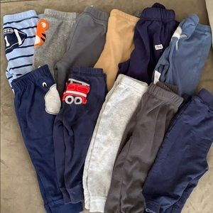 Other - Lot of 11- 9 Month Boy Pants mostly all Carters.